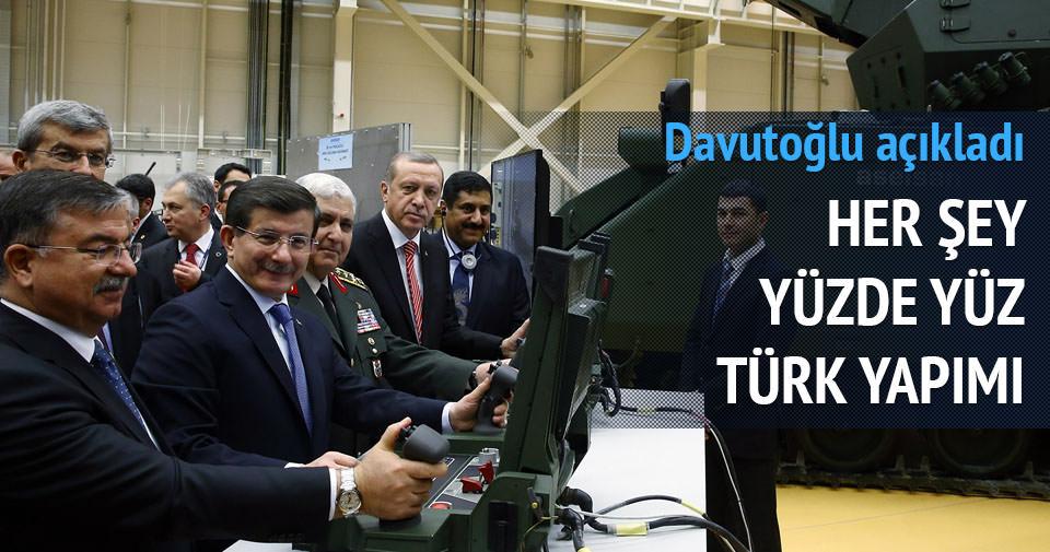 Başbakan Davutoğlu: Yükselen güç Türkiye