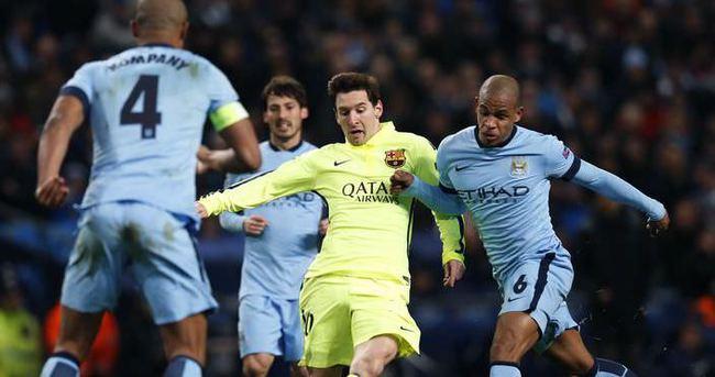 Barcelona – Manchester City Şampiyonlar Ligi Maçı Ne Zaman Saat Kaçta Hangi Kanalda