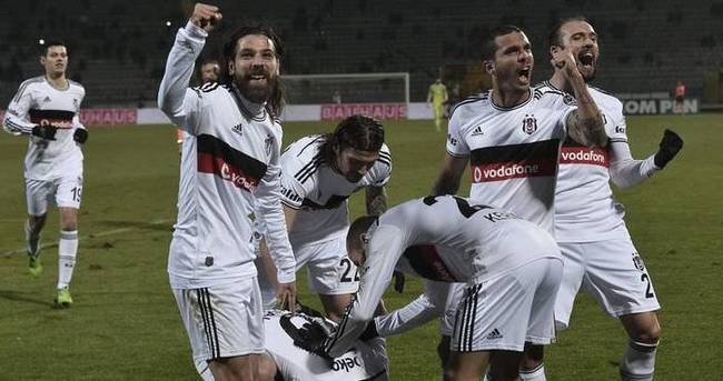 Beşiktaş'a Rus hakem