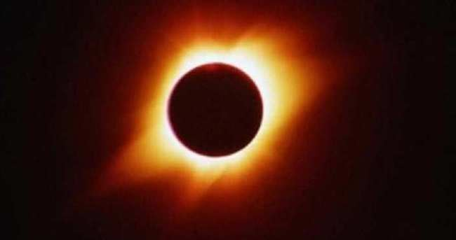 Güneş tutulması 20 Mart'ta yaşanacak