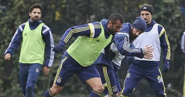 Fenerbahçeli futbolcular isyanda