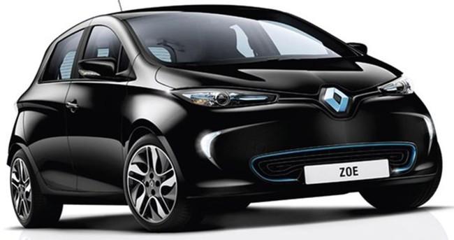 Elektrikli Renault ZOE Türkiye'de