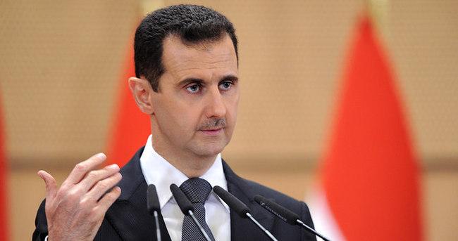 Almanya'da Esad rejimi üyelerine soruşturma
