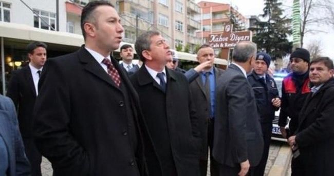 AK Parti Trabzon İl Başkanı trafik kazası geçirdi