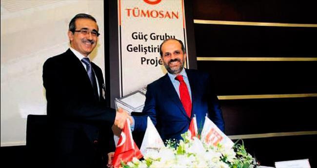 TÜMOSAN'dan 190 milyon euroluk imza