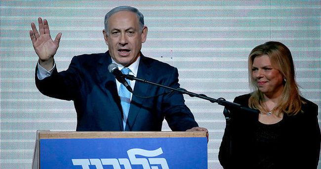 İsrail'de Netanyahu kazandı