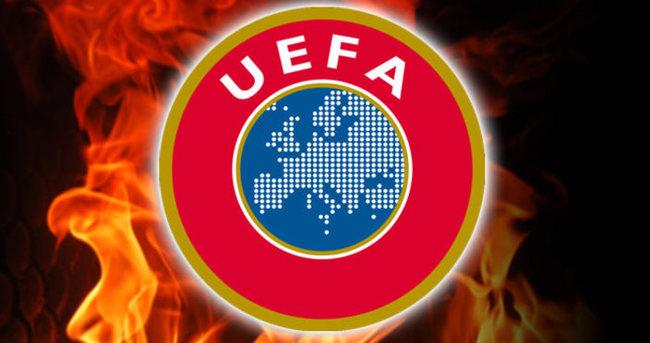 UEFA'da Beşiktaş alarmı