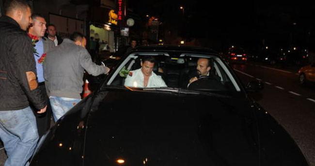 Sinan Akçıl lüks otomobilini sattı