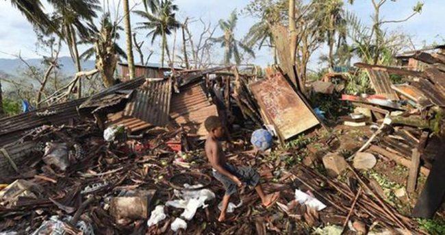 Vanuatu'dan acil yardım çağrısı