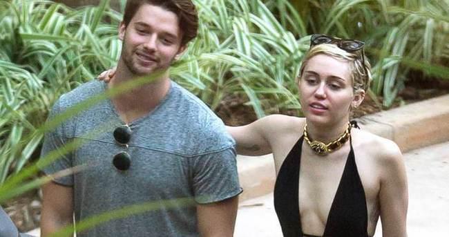 Miley Cyrus evlenmeden aldatıldı