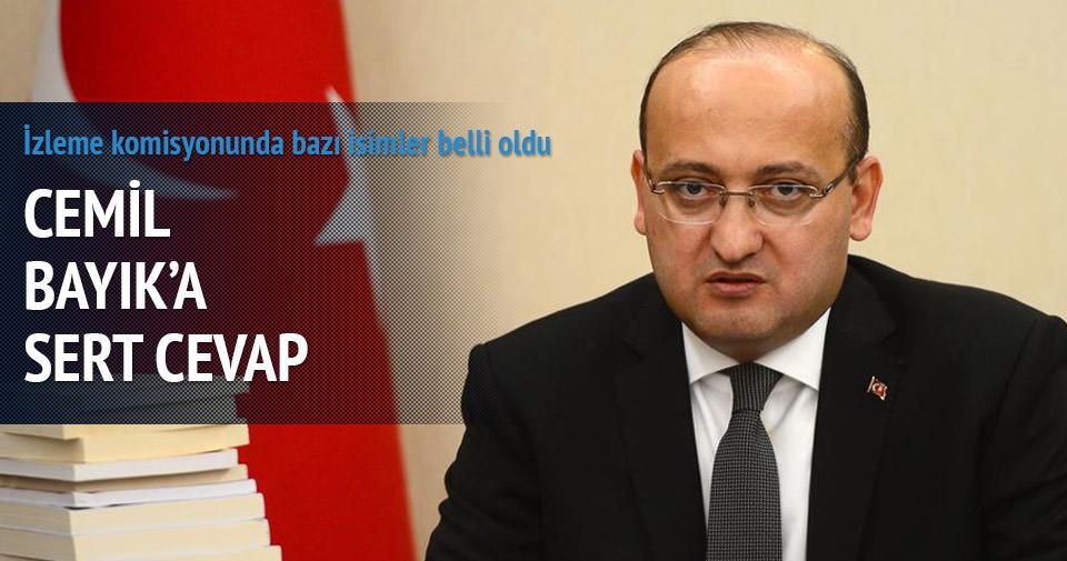 Yalçın Akdoğan: Demirtaş siyaseti ile CHP siyaseti...