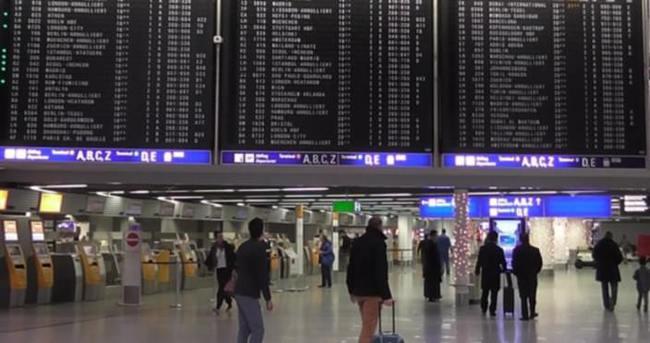 Lufthansa'dan 80 bin yolcuya uçuş engeli