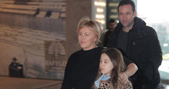 Hugh Jackman'ın ailesi alışverişte