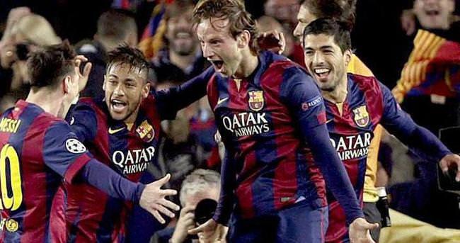 Barcelona — Manchester City maçı özeti ve golleri (GENİŞ ÖZET) - Barcelona klasiği!