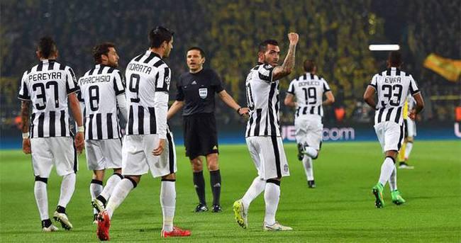 Dortmund-Juventus maçı özeti ve golleri (GENİŞ-ÖZET) Dev kapışmadan Juventus çıktı