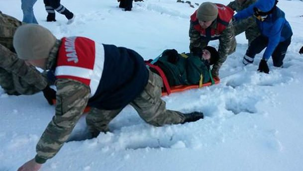 Müsteşar Sabine Kroissenbrunner yaralandı