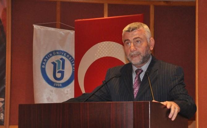 BÜ'de İlahiyatlı Olma Bilinci Konferansı