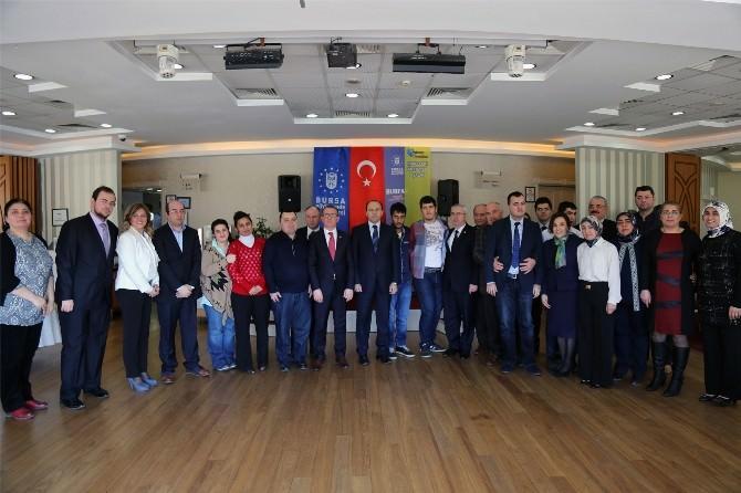 Bursa'da Engellilerin İstihdamında Bir İlk
