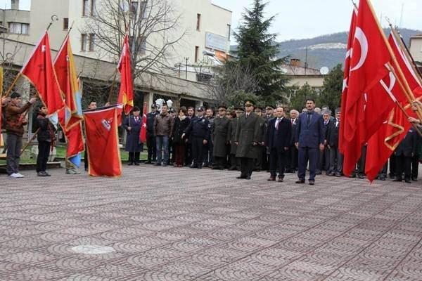 Cide'de Çanakkale Zaferi'nin 100'cü Yıl Dönümü Ve Şehitleri Anma Günü Etkinlikleri