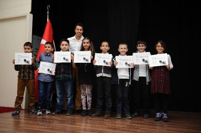 Karşıya'da Miniklere Satranç Turnuvası