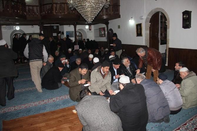 Sinop'ta Sabah Namazında Çanakkale Şehitlerini Anma Programı