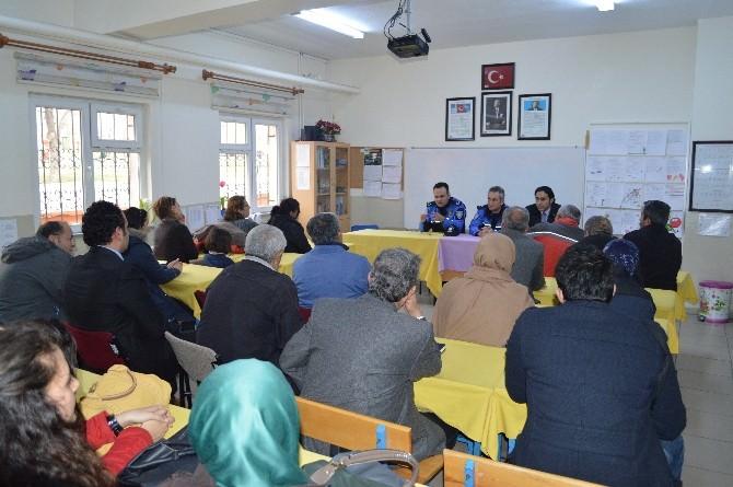 Erzincan Emniyetinden Başbağlar Mahallesine Huzur Toplantısı