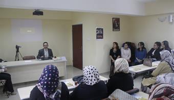 Taşköprü'de Kadın Çiftçi Eğitimi Yapıldı