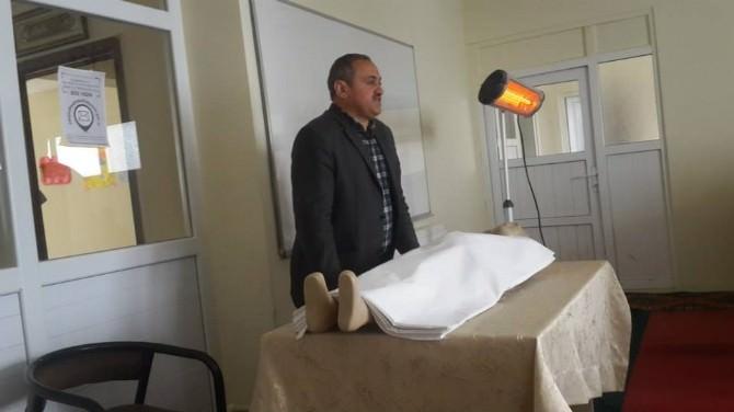 Kadışehri İlçesinde Kadın Cenaze Yıkama Kursu Açıldı