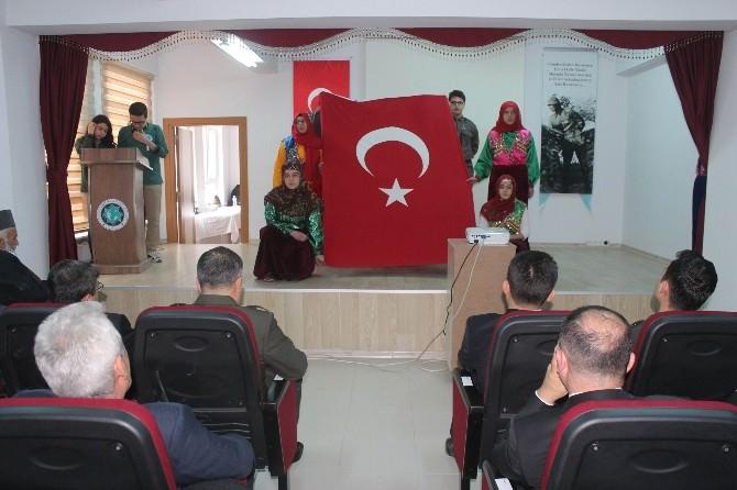 Beyşehir'de Çanakkale Şehitleri Dualarla Anıldı