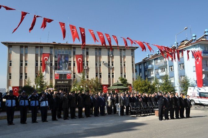 Demirci'de 18 Mart Şehitleri Etkinlikleri