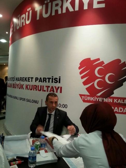 Çetin İpek, MHP'den Karabük Milletvekili Aday Adayı Oldu