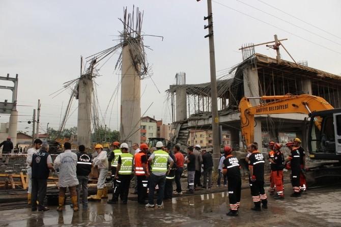 Sakarya'da Yht İstasyonun Çökmesi Olayı