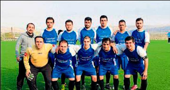 Üçoklar Demirspor Yavuzelispor'u 2-0 yendi
