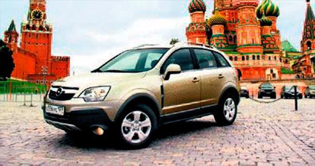 Opel, Rusya'dan çekiliyor