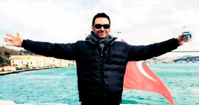 İstanbul'un havası Jackman'a yaramadı
