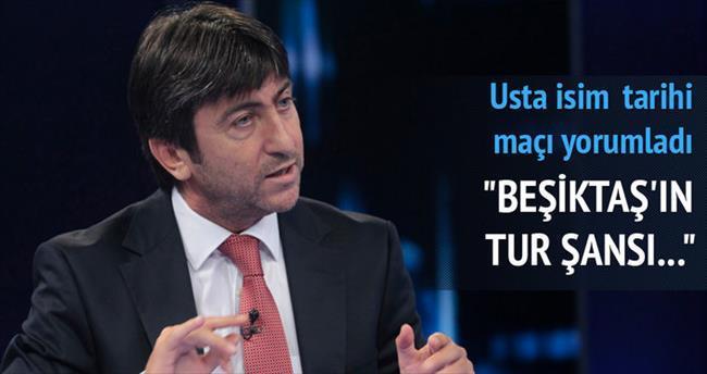 Beşiktaş'ın şansı %55