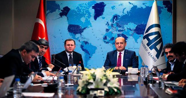 Sürecin sigortası Erdoğan