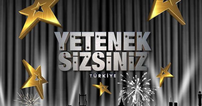 Yetenek Sizsiniz Türkiye'de kapışma