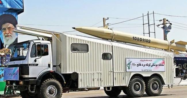 İran, Irak'a Fecr roketi ve Fetih füzesi yolladı
