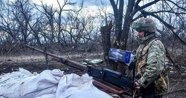 Ukrayna'da ateşkese rağmen silahlar susmuyor