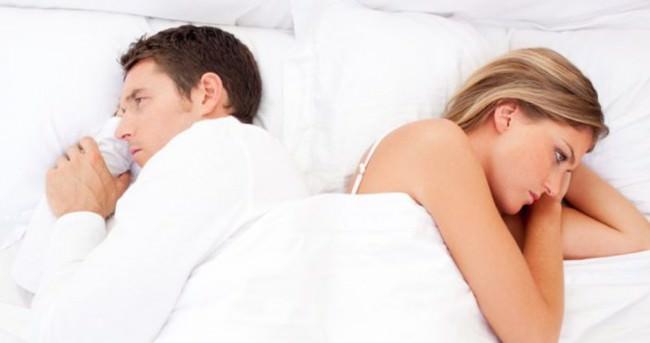Cinsel isteksizliğin nedeni uykusuzluk