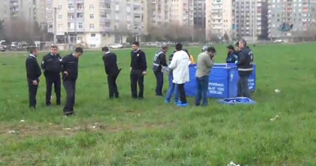 Diyarbakır'da bebek cesedi bulundu