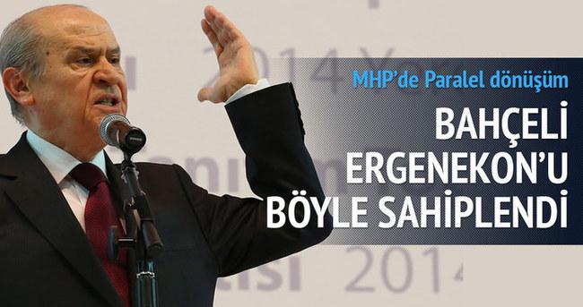 MHP'de Paralel dönüşüm