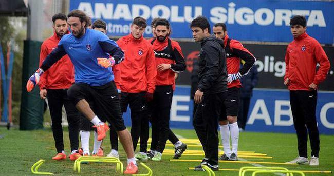 Trabzonspor'da Akhisar mesaisi!