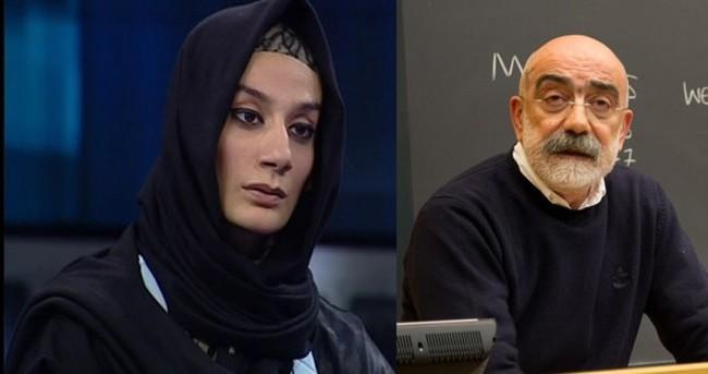 Esra Elönü'den Ahmet Altan'a: Cihangir abajuru!