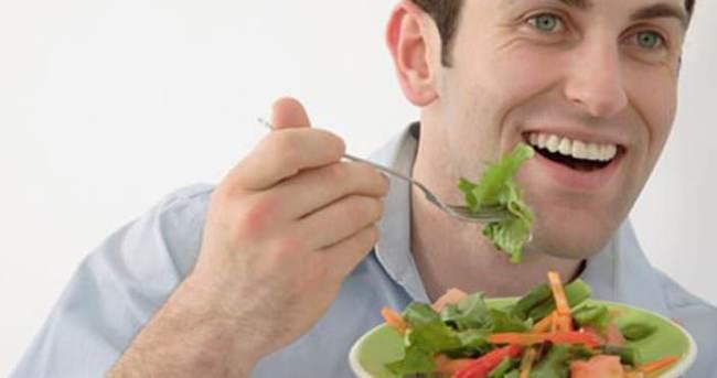 Erkekler için beslenme önerileri