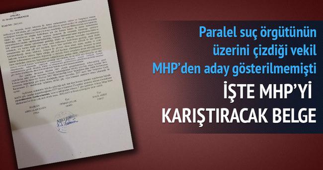 MHP'li vekiller Twitter'da tartıştı
