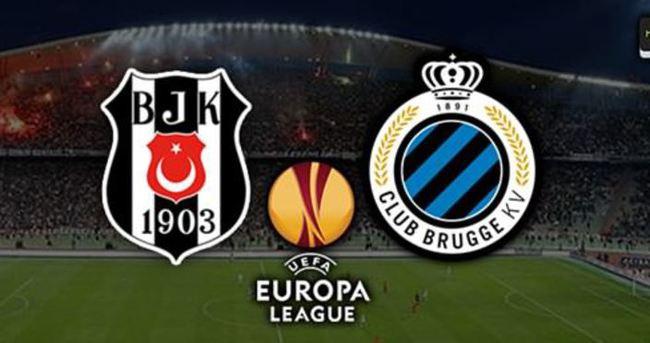 Beşiktaş-Brugge! (Maç öncesi 70 bin Kartal'a uyarı)