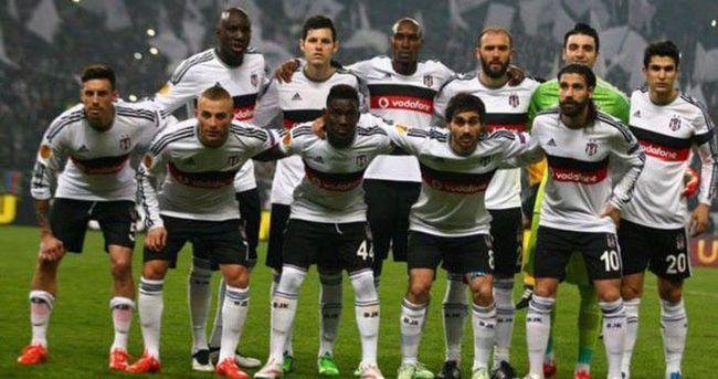 Beşiktaş Brugge maçı özet ve sonucu (Geniş maç özeti)
