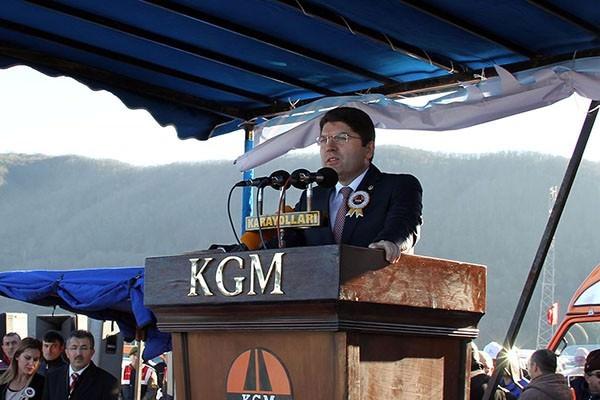 Milletvekili Tunç Amasra Tüneli İle İlgili Açıklama Yaptı